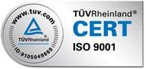 Zeitarbeit Personaldienstleister Outsourcing Zertifikat TÜV